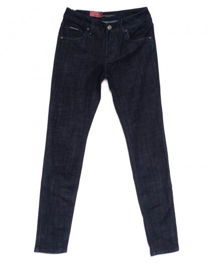 9299 God Baron джинсы мужские молодежные синие осенние стрейчевые (28-36, 8 ед.) God Baron