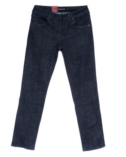 9303 God Baron джинсы мужские полубатальные синие осенние стрейчевые (32-40, 8 ед.) God Baron
