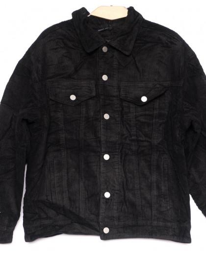 2035-1 X куртка женская вельветовая осенняя стрейчевая (S-2XL, 5 ед.) X