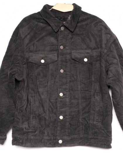 2035-4 X куртка женская вельветовая осенняя стрейчевая (S-2XL, 5 ед.) X