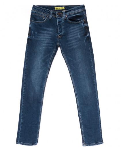 5318 Redcode джинсы мужские с царапками осенние стрейчевые (29-36, 8 ед.) Redcode