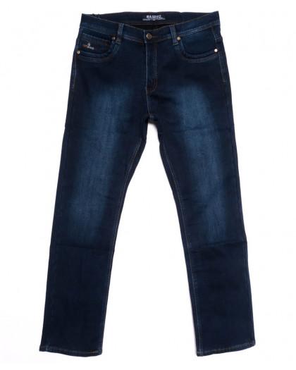 3729 Bagrbo джинсы мужские синие на флисе зимние стрейчевые (31-36, 8 ед.) Bagrbo