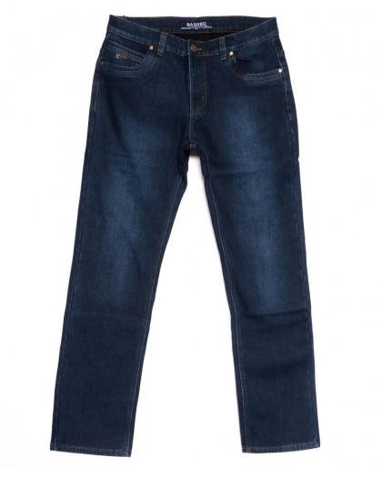 0042 Bagrbo джинсы мужские полубатальные на флисе зимние стрейчевые (32-38, 8 ед.) Bagrbo