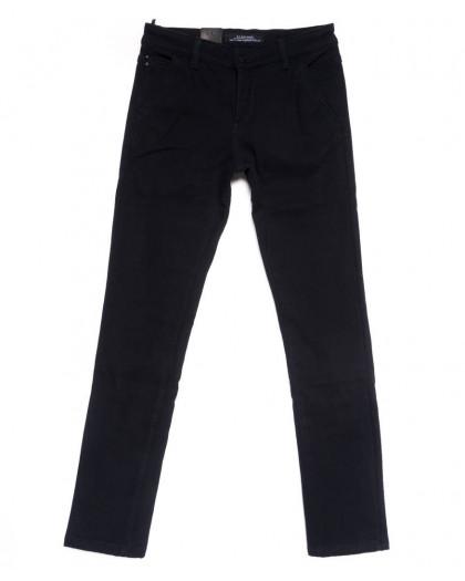 4018-X LS брюки мужские молодежные на флисе зимние стрейчевые (27-34, 8 ед.) LS