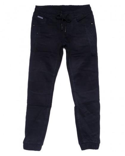 2098 Fangsida джинсы мужские молодежные на резинке зимниее стрейчевые (27-33, 8 ед.) Fangsida