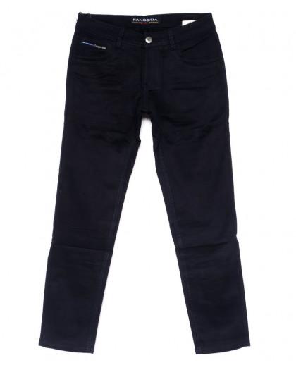 2101 Fangsida джинсы мужские полубатальные зимние стрейчевые (32-38, 8 ед.) Fangsida