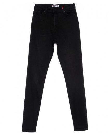 3080-Black XRAY американка полубатальная с царапками осенняя стрейчевая (29-38, 8 ед.) XRAY