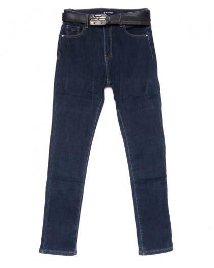 9405 LDM джинсы женские батальные на флисе зимние стрейчевые (30-36, 6 ед.) LDM
