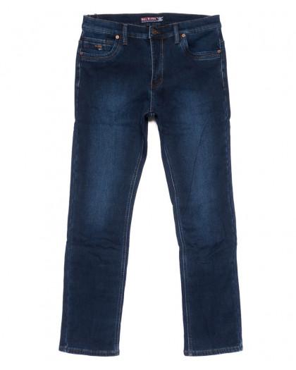 3720 Bagrbo джинсы мужские полубатальные на флисе зимние стрейчевые (32-38, 8 ед.) Bagrbo
