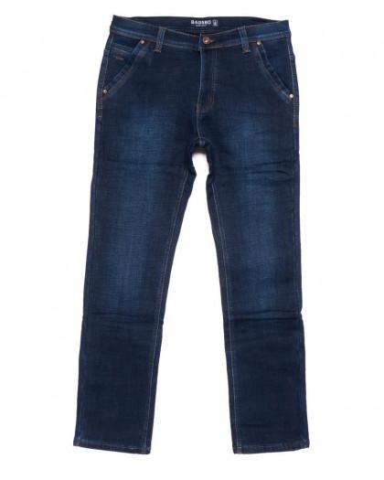 3559 Bagrbo джинсы мужские полубатальные на флисе зимние стрейчевые (32-38, 8 ед.) Bagrbo