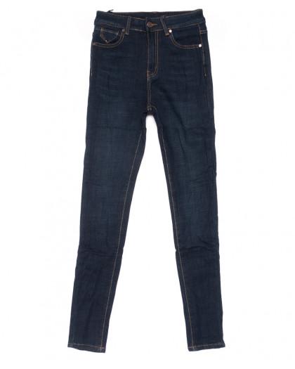 3520 New jeans американка на флисе зимняя стрейчевая (25-30, 6 ед.) New Jeans