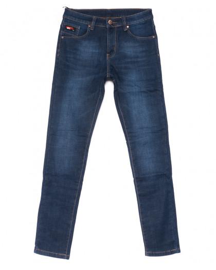 3508 New jeans джинсы мужские молодежные на флисе зимние стрейчевые (28-36, 8 ед.) New Jeans