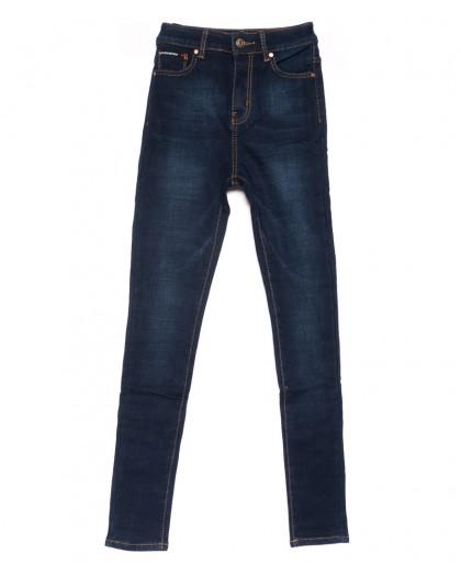 3515 New jeans американка на флисе зимняя стрейчевая (25-30, 6 ед.) New Jeans