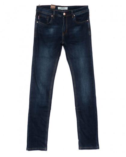 0636-А Likgass джинсы мужские полубатальные классические осенние стрейчевые (32-38, 7 ед. 38й рост!) Likgass