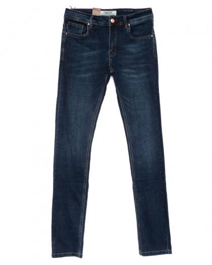 0636-B Likgass джинсы мужские полубатальные классические осенние стрейчевые (32-38, 7 ед. 38й рост!) Likgass