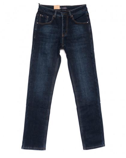 2057 LS джинсы мужские классические на флисе зимние стрейчевые (29-38, 8 ед.) LS