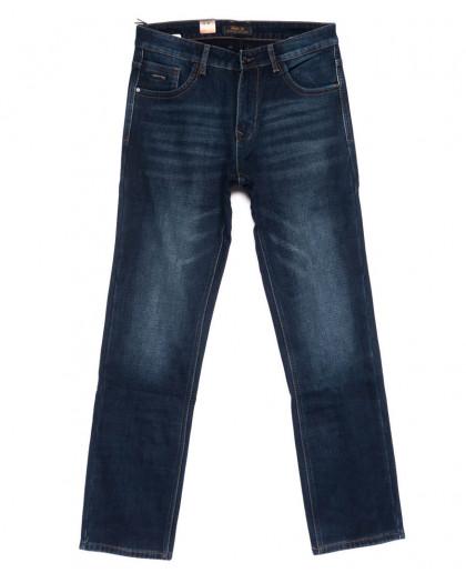 18248 Vouma-Up джинсы мужские полубатальные на флисе зимние стрейчевые (32-38, 8 ед.) Vouma-Up