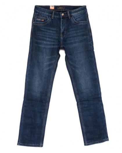 18240 Vouma-Up джинсы мужские полубатальные на флисе зимние стрейчевые (32-42, 8 ед.) Vouma-Up