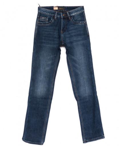18245 Vouma-Up джинсы мужские молодежные на флисе зимние стрейчевые (28-36, 8 ед.) Vouma-Up