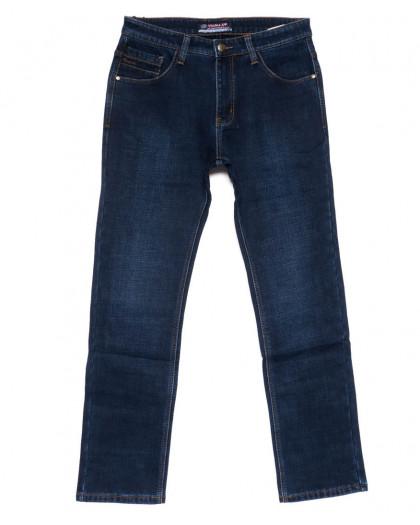 8205 Vouma-Up джинсы мужские классические на флисе зимние стрейчевые (29-38, 8 ед.) Vouma-Up