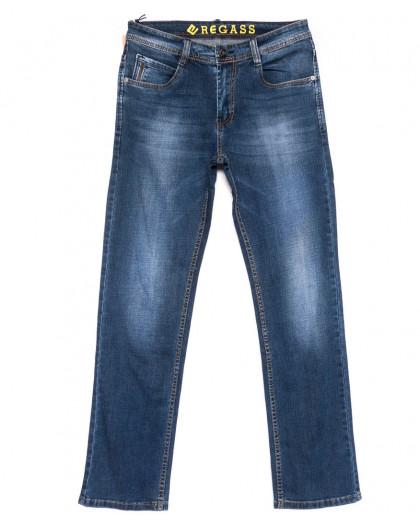 7896-03 Regass джинсы мужские полубатальные осенние стрейчевые (32-38, 7 ед.) Regass