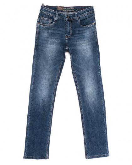 7975-03 Regass джинсы мужские классические осенние стрейчевые (30-40, 8 ед.) Regass