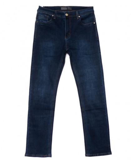 8821 Bagrbo джинсы мужские батальные синие осенние стрейчевые (34-38, 8 ед.) Bagrbo