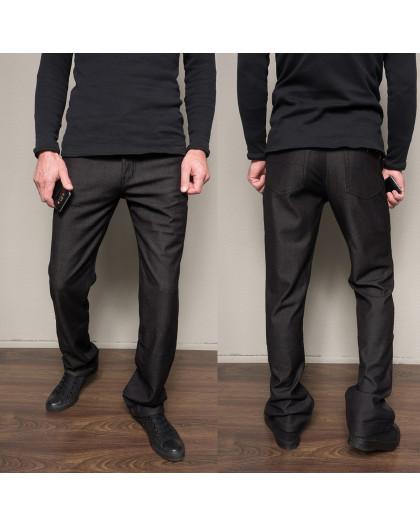 0728-3238 Vicucs джинсы мужские полубатальные на флисе стрейчевые (32-38, 7 ед.) Vicucs
