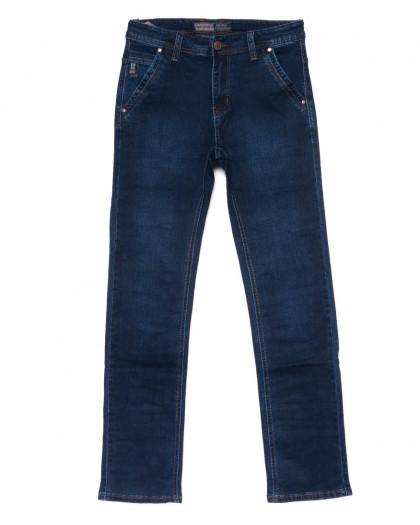 6628 Bagrbo джинсы мужские синие осенние стрейчевые (29-38, 8 ед) Bagrbo