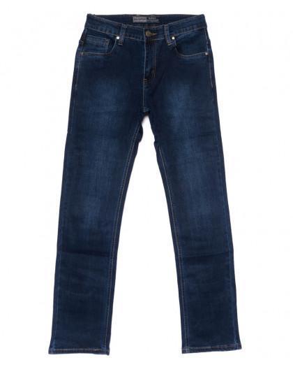 8802 Bagrbo джинсы мужские синие осенние стрейчевые (29-38, 8 ед) Bagrbo