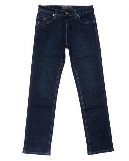 3302 Bagrbo джинсы мужские синие осенние стрейчевые (29-38, 8 ед.) Bagrbo