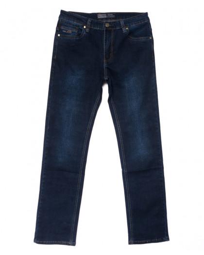 2226 Bagrbo джинсы мужские батальные синие осенние стрейчевые (34-38, 8 ед.) Bagrbo