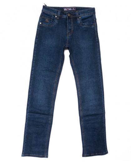 6006 Bagrbo джинсы мужские синие осенние стрейчевые (29-38, 8 ед.) Bagrbo