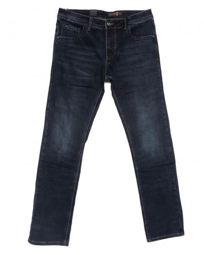 8232 Fhous джинсы мужские синие осенние стрейчевые (29-38, 8 ед.) FHOUS