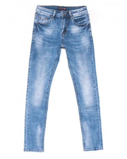 9057 Dsqatard Джинсы мужские синие молодежные весенние стрейчевые (28-36, 8 ед.) Dsqatard