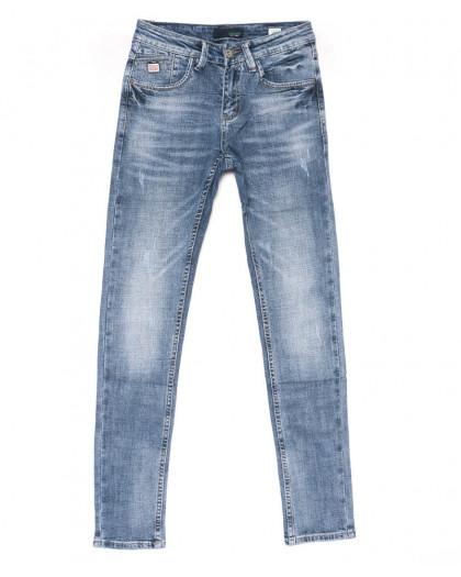9043 Dsqatard Джинсы мужские синие молодежные весенние стрейчевые (27-34, 8 ед.) Dsqatard