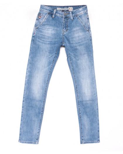 9070 Dsqatard Джинсы мужские синие молодежные весенние стрейчевые (28-34, 8 ед.) Dsqatard