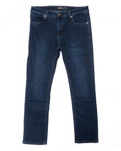 2210 Bagrbo джинсы мужские синие батальные весенние стрейчевые (34-38, 8 ед.) Bagrbo