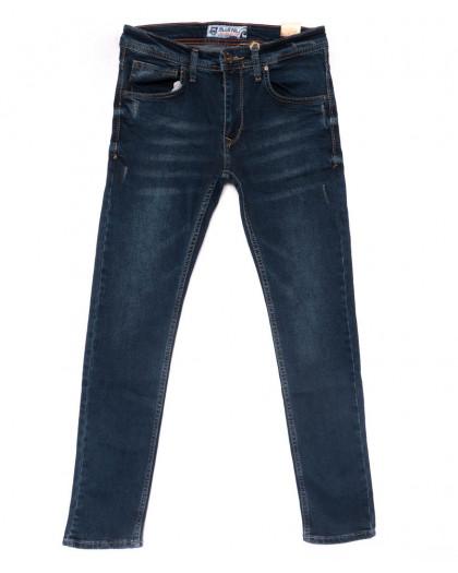 6161 Blue Nil джинсы мужские синие весенние стрейчевые (29-36, 8 ед.) Blue Nil