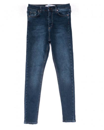 1423 Miele джинсы женские зауженные синие весенние стрейчевые (34-44,евро, 8 ед.) Miele
