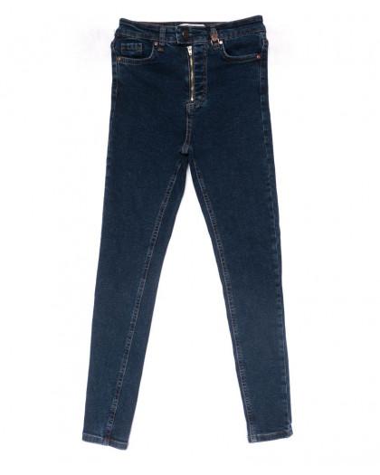 1417 Miele джинсы женские зауженные синие весенние стрейчевые (36-44,евро, 4 ед.) Miele