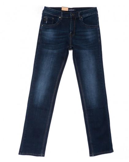 5016 Vitions джинсы мужские синие весенние стрейчевые (29-38, 8 ед.) Vitions