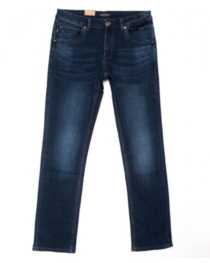 5020 Vitions джинсы мужские полубатальные синие весенние стрейчевые (32-38, 8 ед.) Vitions