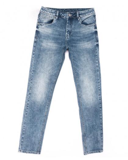 19117 Star King джинсы мужские синие весенние стрейчевые (29-34, 8 ед.) Star King