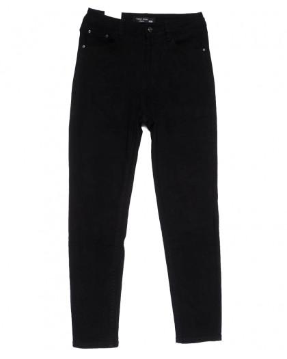 0360 Forest Jeans мом черный весенний стрейчевый (25-30, 6 ед.) Forest Jeans