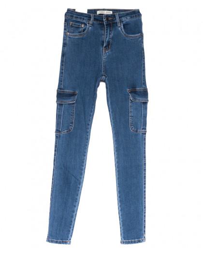 0359 Forest Jeans американка стильная весенняя стрейчевая (25-30, 6 ед.) Forest Jeans