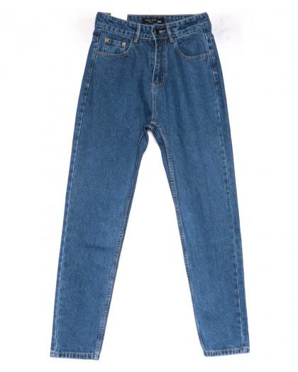 0371 Forest Jeans мом синий весенний коттоновый (25-29, 6 ед.) Forest Jeans