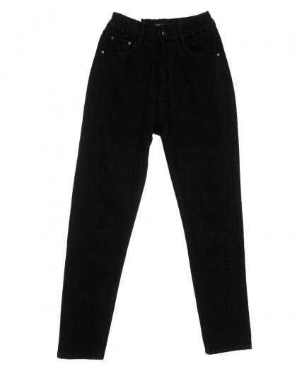 0307 Forest Jeans мом черный весенний коттоновый (25-28, 6 ед.) Forest Jeans