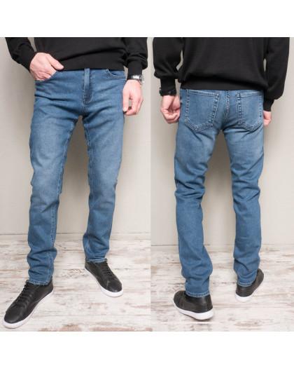 1163 Cookers джинсы мужские синие весенние стрейчевые (30-38, 7 ед.) Coockers