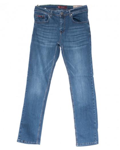 0651 Redmoon джинсы мужские синие весенние стрейчевые (31-38, 6 ед.) Red Moon